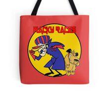 Wacky Races Cartoon Tote Bag