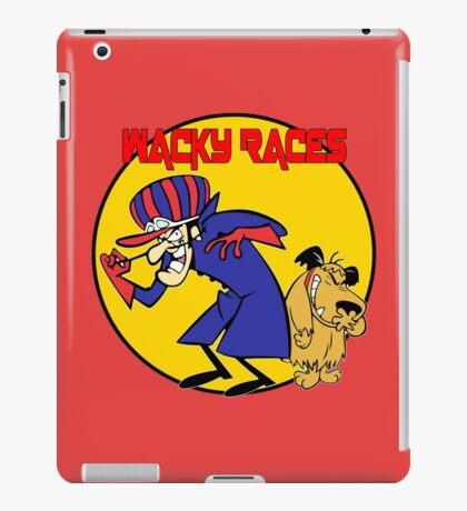 Wacky Races Cartoon iPad Case/Skin