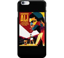 Ali  iPhone Case/Skin