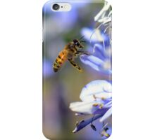 Pollen on our feet  iPhone Case/Skin