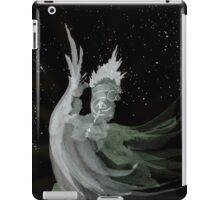 0092 - Brush and Ink - Dervish A-Feather iPad Case/Skin