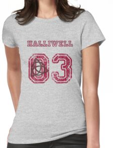 Halliwell Jersey Womens Fitted T-Shirt