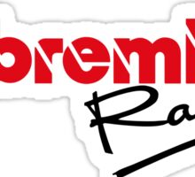 Brembo Racing Sticker