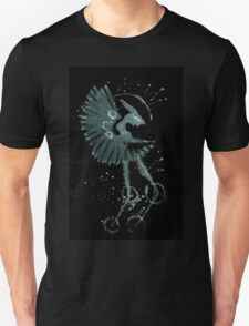 0087 - Brush and Ink - Fan Unisex T-Shirt