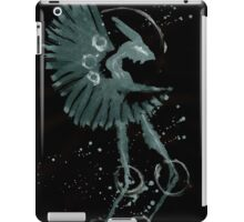 0087 - Brush and Ink - Fan iPad Case/Skin