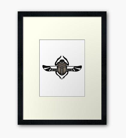 Ancient Bug Framed Print