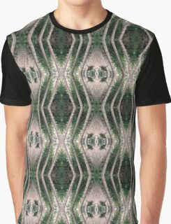 Pine forest zigzags Graphic T-Shirt