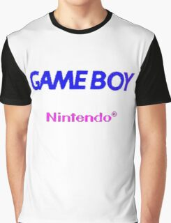 GAME BOY Graphic T-Shirt