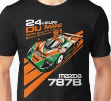 DU MANS : MAZDA 787B Unisex T-Shirt