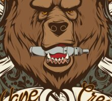 Vape Crew Sticker