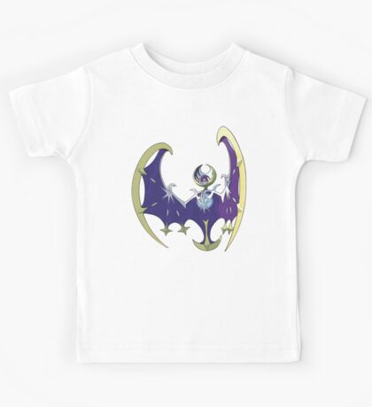 POKEMON SUN AND MOON - LUNALA Kids Tee
