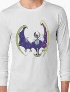 POKEMON SUN AND MOON - LUNALA Long Sleeve T-Shirt