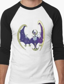POKEMON SUN AND MOON - LUNALA Men's Baseball ¾ T-Shirt