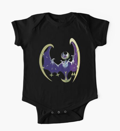 POKEMON SUN AND MOON - LUNALA One Piece - Short Sleeve