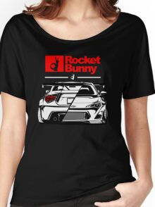 ROCKET BUNNY Women's Relaxed Fit T-Shirt