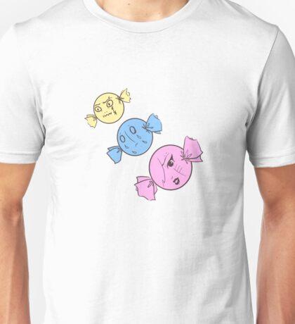 candied cousins Unisex T-Shirt