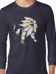 POKEMON SUN AND MOON - SOLGALEO Long Sleeve T-Shirt