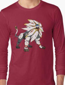 POKEMON SUN AND MOON - SOLGALEO Long Sleeve T-Shirt