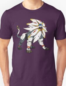 POKEMON SUN AND MOON - SOLGALEO Unisex T-Shirt