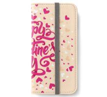 Happy Valentine's Day iPhone Wallet/Case/Skin