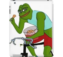 Spicy Pepe iPad Case/Skin