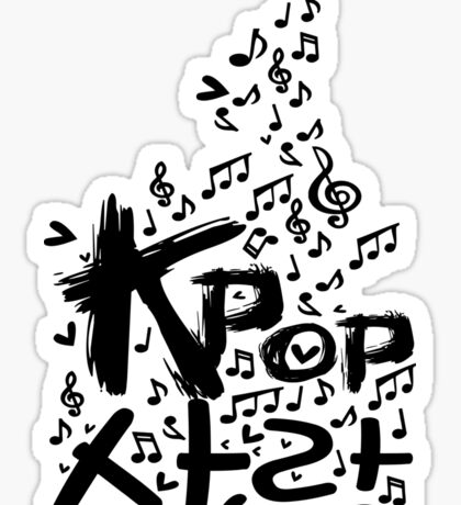 KPOP SARANG Sticker