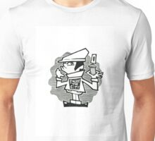 BW Character Unisex T-Shirt