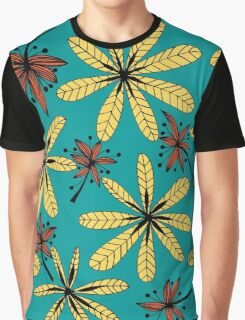 The Falling Leaves Graphic T-Shirt