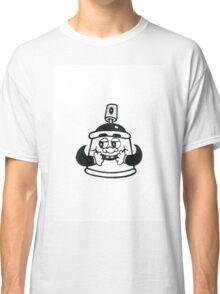 Graffiti Cap Characters  Classic T-Shirt