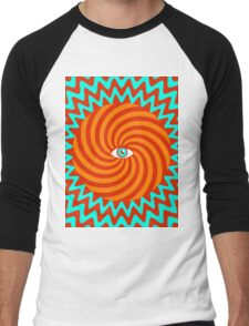 Hypnotic poster Men's Baseball ¾ T-Shirt