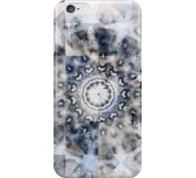 WATERCOLOUR BLUE RING iPhone Case/Skin