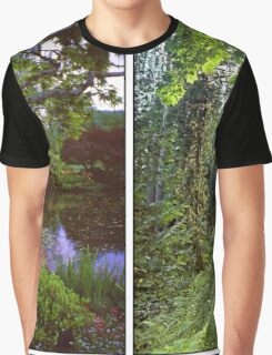 VANCOUVER ISLAND DIPTYCH Graphic T-Shirt