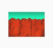 Hobart, Tasmania, Australia Skyline - RED Unisex T-Shirt