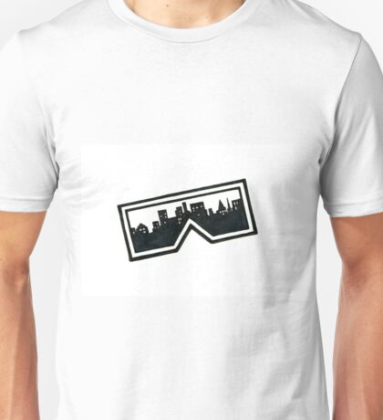 City Glasses Unisex T-Shirt