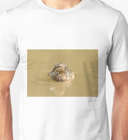 Mallard ( Anas platyrhynchos )  ♀ Unisex T-Shirt