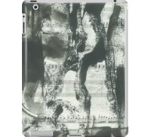 abstraction for Mozart iPad Case/Skin