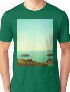 Ocean landscape Unisex T-Shirt