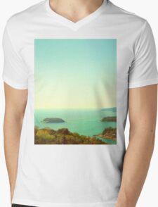 Ocean landscape Mens V-Neck T-Shirt