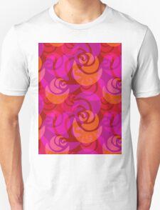 Roses pattern Unisex T-Shirt
