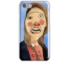 The Quiet Achiever iPhone Case/Skin