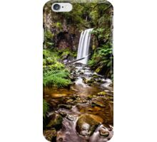 Hopetoun Falls The Otways iPhone Case/Skin