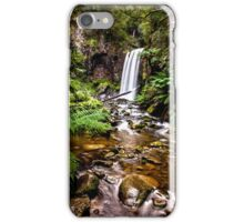 Hopetoun Falls The Otways iPhone Case/Skin