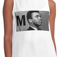 How rich is Muhammad Ali Contrast Tank
