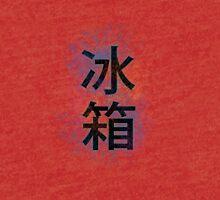 Chinese - Fridge Tri-blend T-Shirt