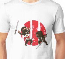 Sushi ninja Unisex T-Shirt