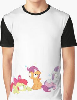 Cutie Mark Crusaders Graphic T-Shirt