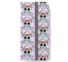 One Piece Anime iPhone Wallet/Case/Skin