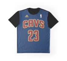 Lebron James Jersey Graphic T-Shirt