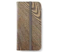 Wood iPhone Wallet/Case/Skin