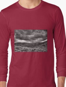 Autumn in Lake District Long Sleeve T-Shirt